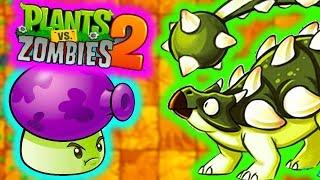 CZY TEN GRZYB JEST JADALNY ? | PLANTS VS ZOMBIES 2 #71 #admiros
