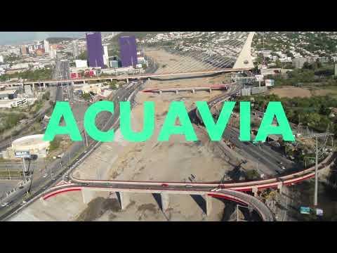 Proyecto ACUAVIA Monterrey, NL.