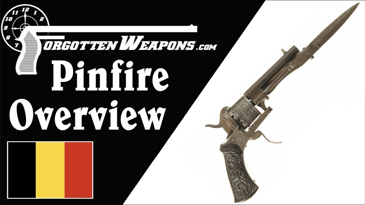An Overview of the Pinfire Revolver System