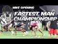 🔥🔥 Fastest Man Championship | The Nike Opening Finals - 2018