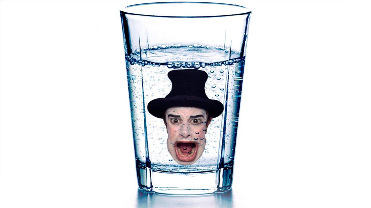 Tutorial photoshop cs6 efecto de cabeza de caricatura en - Vaso con agua ...