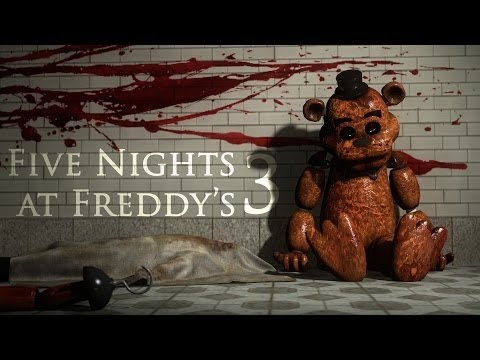 five nights at freddys 5 gameplay