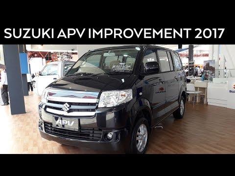 Suzuki APV Improvement 2017 - Exterior and Interior Walkaround - Jakarta Fair 2017