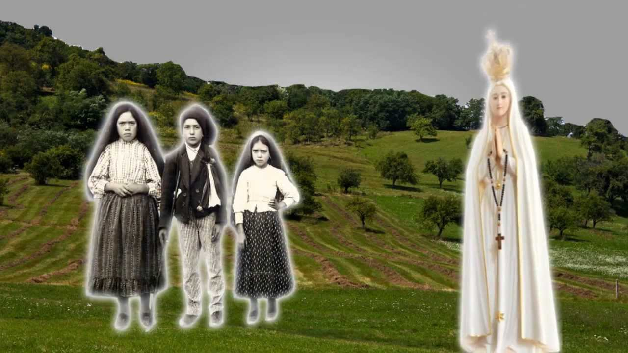 Feast Day of Our Lady of Fatima