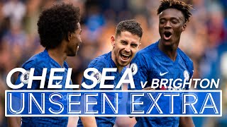 Jorginho & Willian Bring it Home! Lampard's 1st Home Win 👏 | Chelsea 2-0 Brighton | Unseen Extra