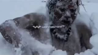 UNBELIEVABLE Sadhu's Living Under Snow In Mount Kailash Himalayas