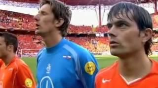 czech republic netherlands euro 2004 anthems