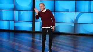 Ellen Analyzes Gift Unwrapping Styles