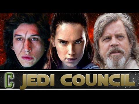 The Last Jedi Teases Big Epic Reveal - Collider Jedi Council