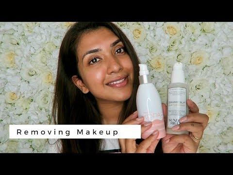 How I Remove Makeup | Vithya Hair and Makeup Artist thumbnail