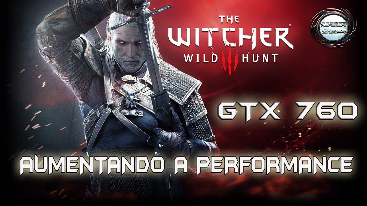 Как лечить низкий FPS в Ведьмак 3: Дикая охота | Witcher 3: Wild