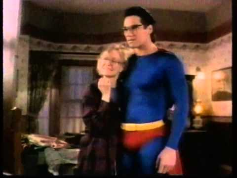The New Adventures of Superman - Clark wears costume for first time