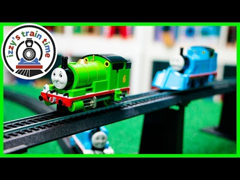 Toys for Kids | Thomas and Friends BACHMANN PERCY! Fun Toy Trains for Kids!
