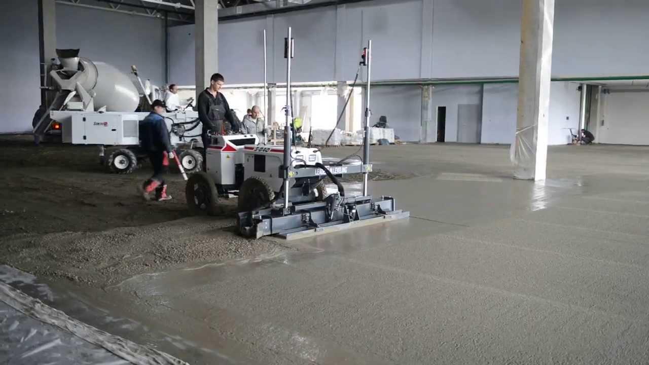 Laser Screed : Aquarius Technologies : Finer Machines… Finest ...