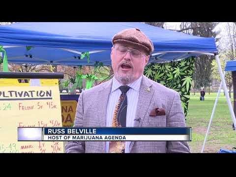 "Annual ""Hempfest"" at Julia Davis Park"