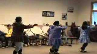 Inupiat dancers perform ancient dances.  3 of 3
