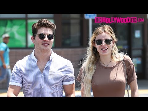 Bella Thorne & Gregg Sulkin Stop By Rite Aid Pharmacy After Enjoying Lunch Together 6.5.17