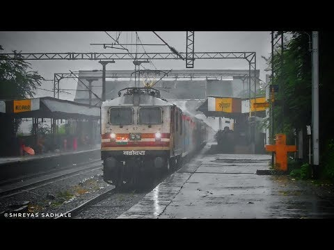 """A Beautiful Coverage In Heavy Rains""