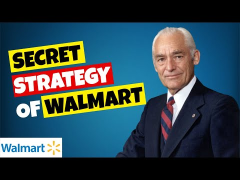Walmart Business Model | Case Study | How Walmart Earns | Hindi