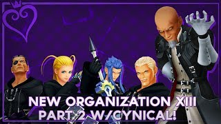 Kingdom Hearts 3 - The Seekers of Darkness - True Organization XIII Part 2 Ft. TheGamersJoint!