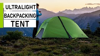 Top 10 Best Ultralight Backpacking Tents