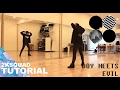 TUTORIAL BTS 방탄소년단 Boy Meets Evil Dance Tutorial By 2KSQUAD mp3