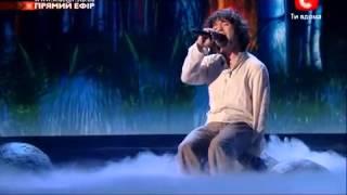 Х ФАКТОР 3   Дмитрий СЫСОЕВ Гала концерт 05 01 13