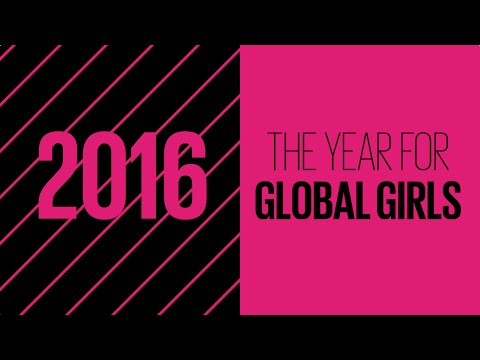 Take Action for Girls and Women with the Global Goals