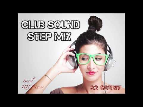"""Club Sound"" StepAerobicJumpRunning Music Mix #16 134136 bpm 32Count 2017 Israel RR Fitness"