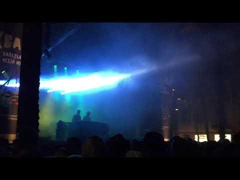 Acid Arab @ Festival de La Mercè de Barcelone 2017