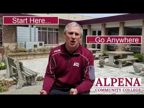 Getting Started at Alpena Community College