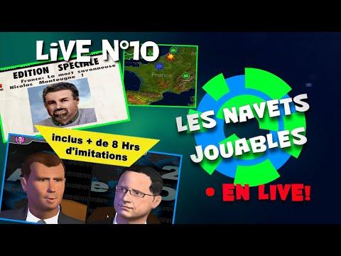 Live n°10 - Elections 2012 et Geopolitical Simulator: Mission Président