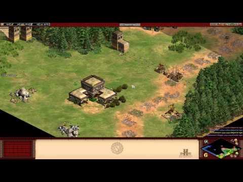 Age of Empires 2 HD: The African Kingdoms - 05 - Tariq ibn Ziyad: Razzia