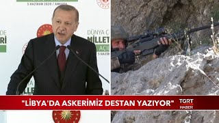 """Gambar cover Cumhurbaşkanı Erdoğan'dan """"Güçlü Türkiye"""" Mesajı"""