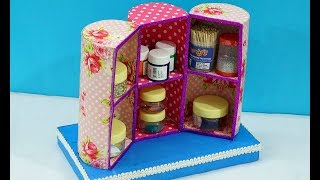 Beautiful Jewelry Organizer from Old Plastic Bottle | Easy Best Out of Waste
