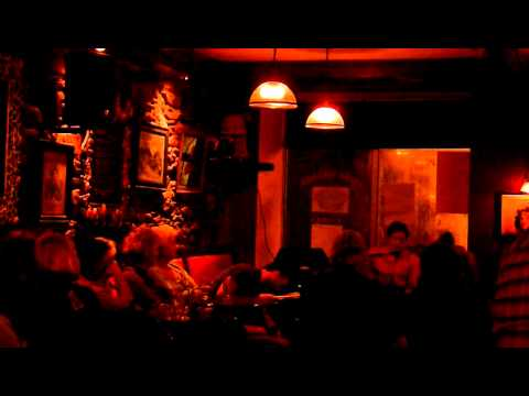 another great Irish folk song at Marina Inn
