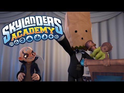 Skylanders Academy: Kaos Gets Roasted