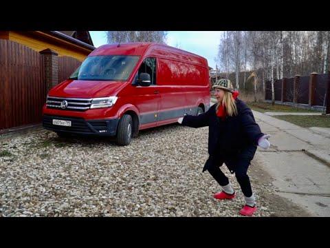 Volkswagen Crafter - БАТЯ МУЛЬТИВЕНА!