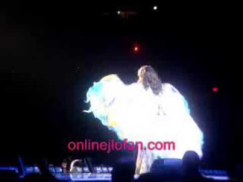 Jennifer Lopez in Concert MSG October 8th