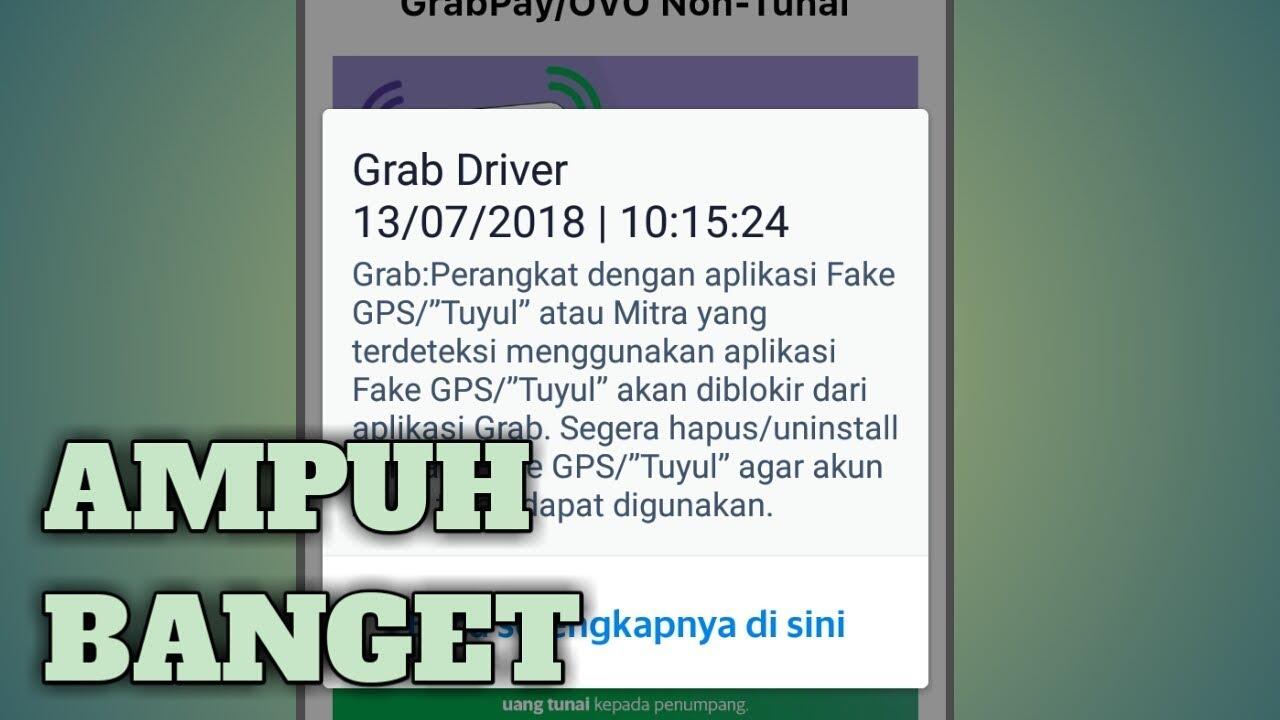 Cara Mengatasi Grab Driver Logout Sendiri Terdeteksi Sistem Youtube