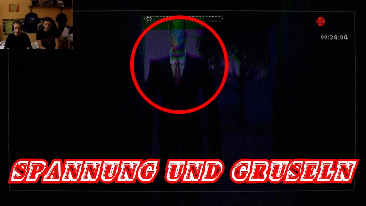 Die Slenderman CHALLENGE YouTube