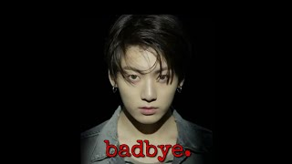 [ FMV ] BTS - badbye [ alight motion edit ]