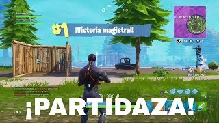 VICTORY WITH THE NEW CARBURO SKIN! Fortnite Fortnite