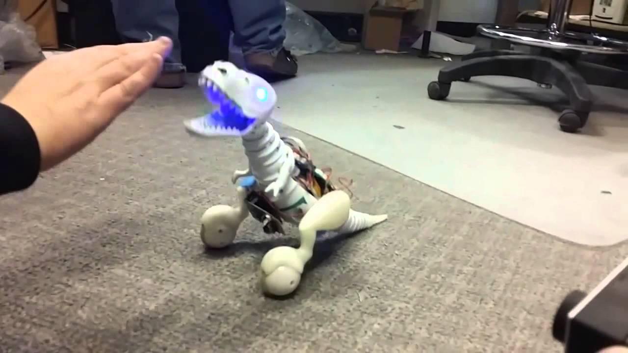 Dinosaur Dog Toy
