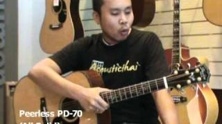Peerless_Guitar_PD70_Review by Acousticthai.Net
