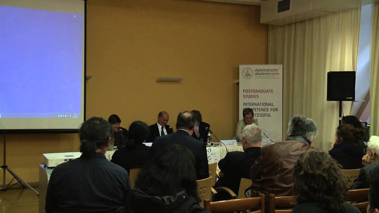 Panel discussion - Human rights violations in Mexico - YouTube