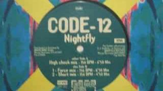 Code-12 - Nightfly (High Check Mix) - United Ravers Records - 1995