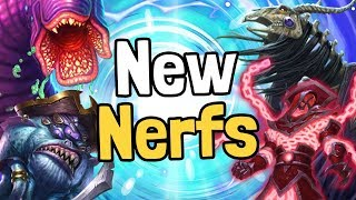 Nerfs to Patches, Raza, Creeper, and Bonemare Reviewed - Hearthstone
