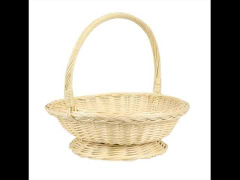 Wicker Hamper Baskets | Wicker Hamper Basket Collection