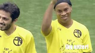 Ronaldinho Futsal Skills Show in Kuwait 2018 !!!